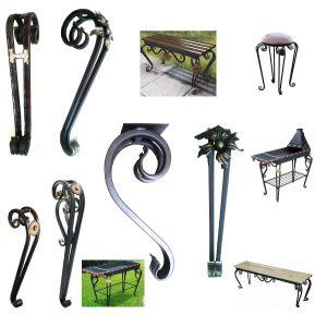 Ножки для мебели/мангалов/скамеек